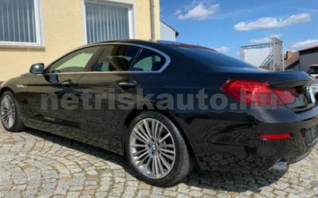 BMW 640 Gran Coupé személygépkocsi - 2993cm3 Diesel 55598 5/7