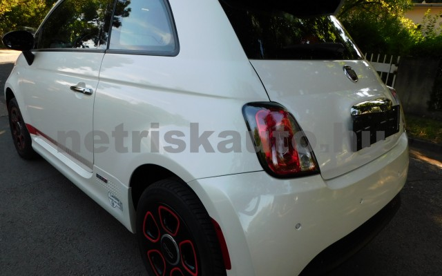 FIAT 500e 500e Aut. személygépkocsi - cm3 Kizárólag elektromos 49977 3/12