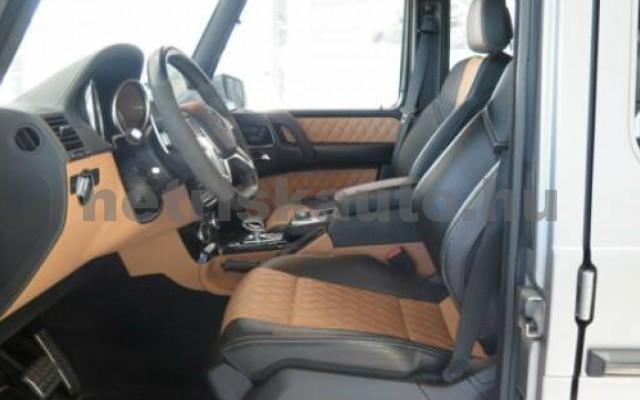 G 63 AMG személygépkocsi - 5461cm3 Benzin 105931 3/12