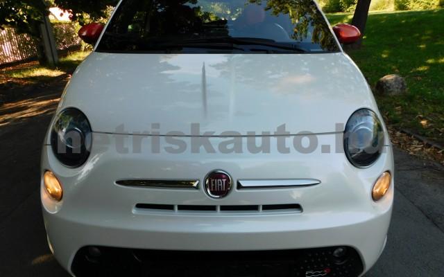 FIAT 500e 500e Aut. személygépkocsi - cm3 Kizárólag elektromos 49977 4/12