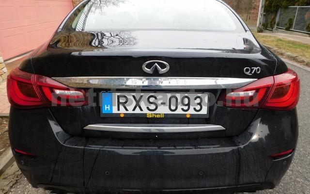 INFINITI Q70 3.5 V6 Hybrid Premium Tech Aut. személygépkocsi - 3498cm3 Hybrid 27439 4/12