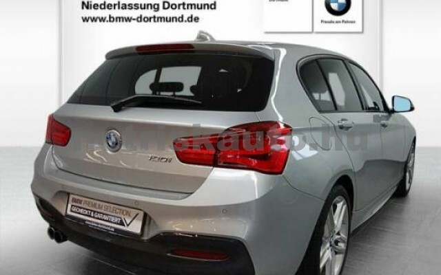 BMW 120 személygépkocsi - 1998cm3 Benzin 42593 6/7