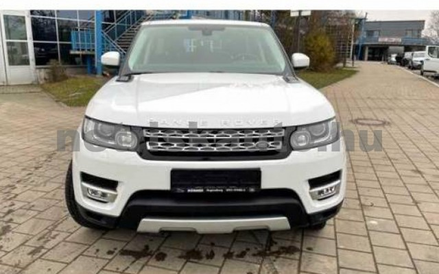 Range Rover személygépkocsi - 2993cm3 Diesel 105598 5/10