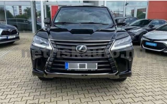 LEXUS LX 570 személygépkocsi - 5663cm3 Benzin 110687 6/12