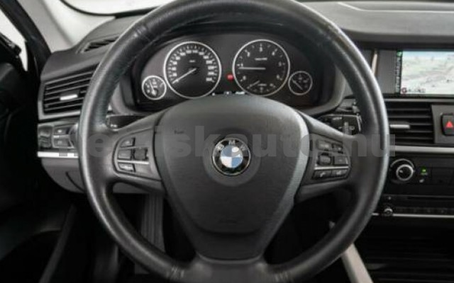 BMW X3 személygépkocsi - 1995cm3 Diesel 55737 7/7