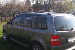 VW Touran 1.9 105 le manuális 6, 7 személyes  személygépkocsi - 1900cm3 Diesel 16262