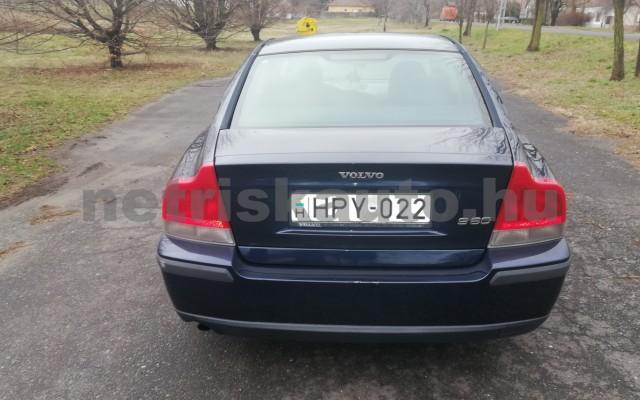 VOLVO S60 2.4 Aut. személygépkocsi - 2435cm3 Benzin 44743 4/5