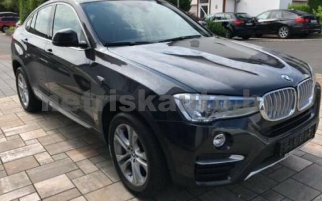 BMW X4 személygépkocsi - 1995cm3 Diesel 55753 7/7