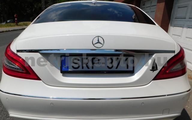 MERCEDES-BENZ CLS-osztály CLS 350 CDI BlueEFF. Aut. személygépkocsi - 2987cm3 Diesel 95788 4/12