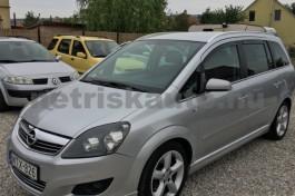 OPEL Zafira 1.9 CDTI Sport személygépkocsi - 1910cm3 Diesel 44695