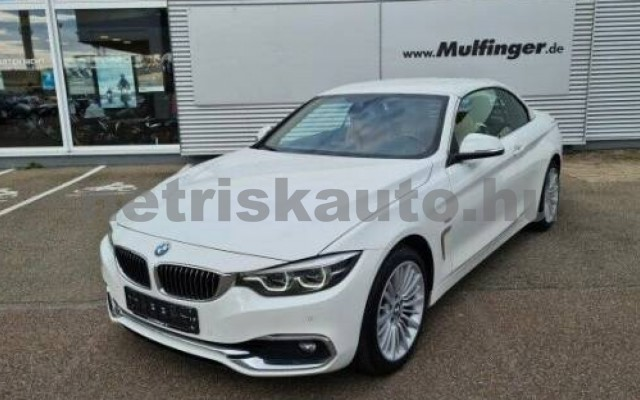 BMW 430 személygépkocsi - 1998cm3 Benzin 55461 2/7