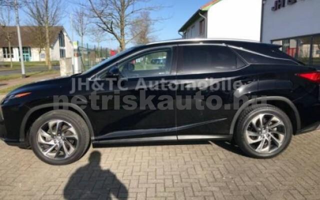 LEXUS RX 450 személygépkocsi - 3456cm3 Hybrid 43527 3/7