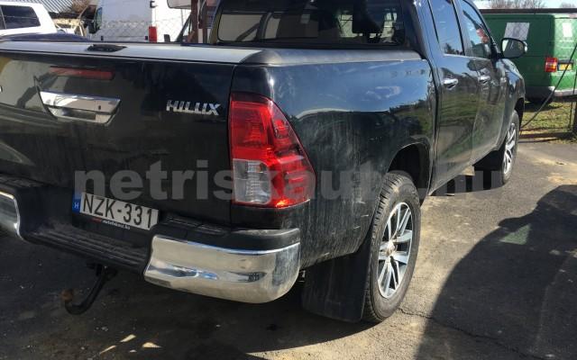 TOYOTA Hilux 2.4 D-4D 4x4 D/C Executive Leather tehergépkocsi 3,5t össztömegig - 2393cm3 Diesel 89120 4/7