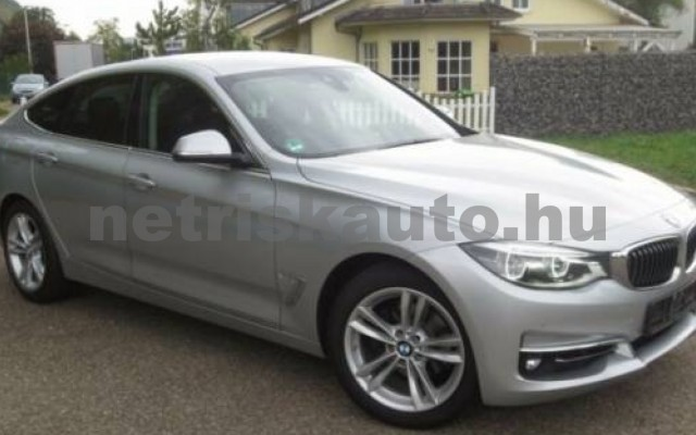 BMW 320 Gran Turismo személygépkocsi - 1995cm3 Diesel 55378 2/7