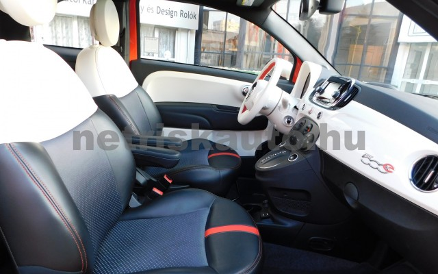 FIAT 500e 500e Aut. személygépkocsi - cm3 Kizárólag elektromos 23870 8/12