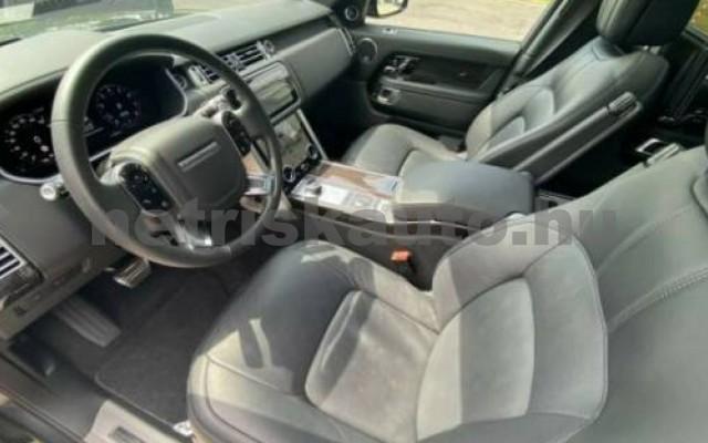 LAND ROVER Range Rover személygépkocsi - 2996cm3 Benzin 110537 10/12