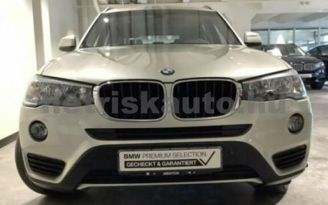 BMW X3 személygépkocsi - 1995cm3 Diesel 55726 2/7