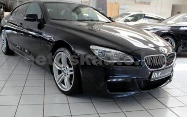 BMW 640 Gran Coupé személygépkocsi - 2979cm3 Benzin 55601 3/7