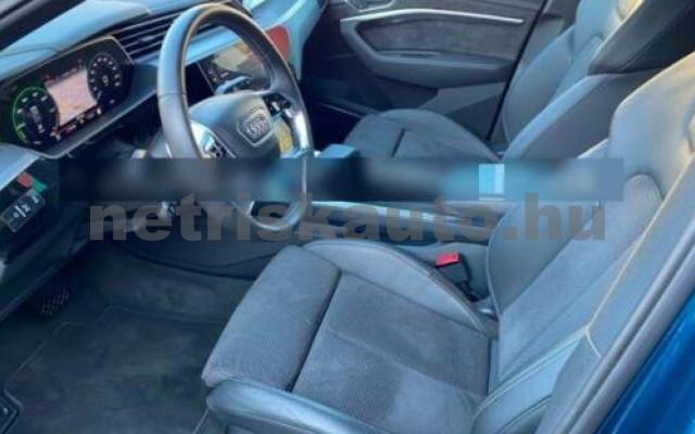 AUDI e-tron személygépkocsi - cm3 Kizárólag elektromos 109697 7/11