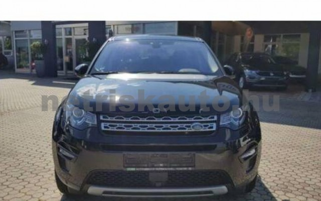LAND ROVER Discovery Sport személygépkocsi - 1999cm3 Diesel 110536 6/12