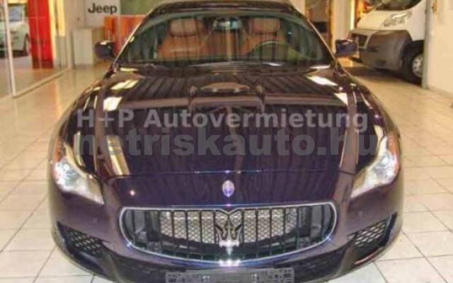 MASERATI Quattroporte személygépkocsi - 2979cm3 Benzin 43540 2/7