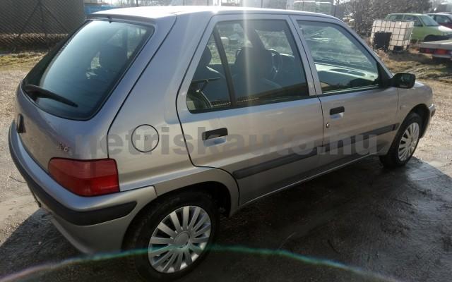 PEUGEOT 106 1.0 XN Classic személygépkocsi - 954cm3 Benzin 25290 3/8