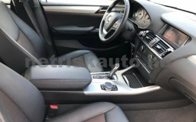 BMW X4 személygépkocsi - 1995cm3 Diesel 55753 6/7