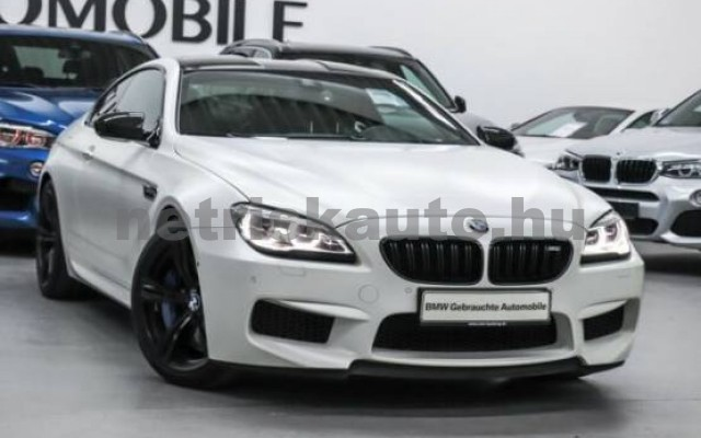 BMW M6 személygépkocsi - 4395cm3 Benzin 43055 4/7