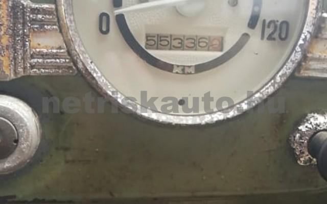 MOSZKVICS 401 személygépkocsi - 1070cm3 Benzin 44880 10/10