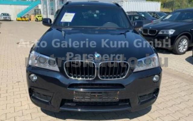 BMW X3 személygépkocsi - 1995cm3 Diesel 55749 3/7