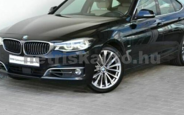 BMW 330 Gran Turismo személygépkocsi - 2993cm3 Diesel 55386 3/7
