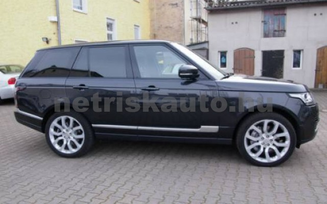 LAND ROVER Range Rover személygépkocsi - 5000cm3 Benzin 43462 4/7