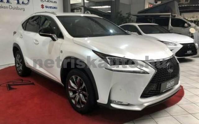 LEXUS NX 300 személygépkocsi - 2494cm3 Hybrid 43514 4/7