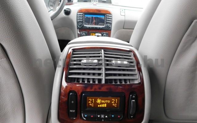MERCEDES-BENZ S-osztály S 500 L 4Matic Aut. személygépkocsi - 4966cm3 Benzin 27432 12/12