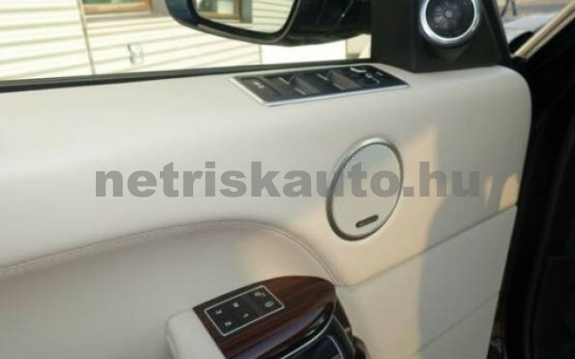 LAND ROVER Range Rover személygépkocsi - 5000cm3 Benzin 43468 7/7