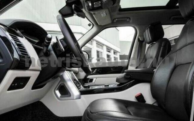 LAND ROVER Range Rover személygépkocsi - 1997cm3 Hybrid 110555 10/12