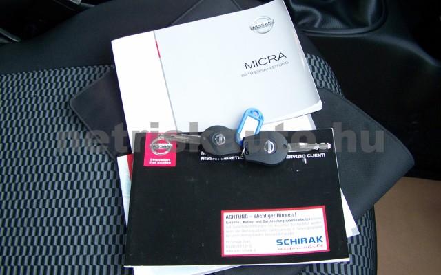 NISSAN Micra 1.2 Visia személygépkocsi - 1198cm3 Benzin 44762 12/12