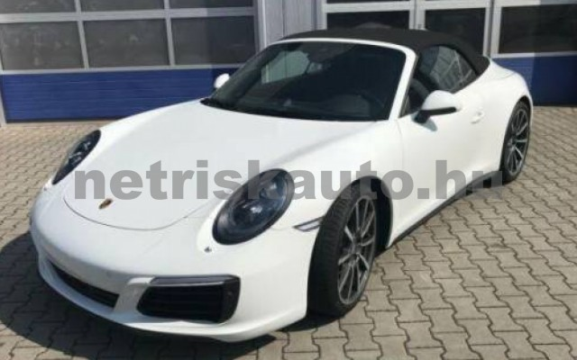 911 személygépkocsi - 2981cm3 Benzin 106252 6/12