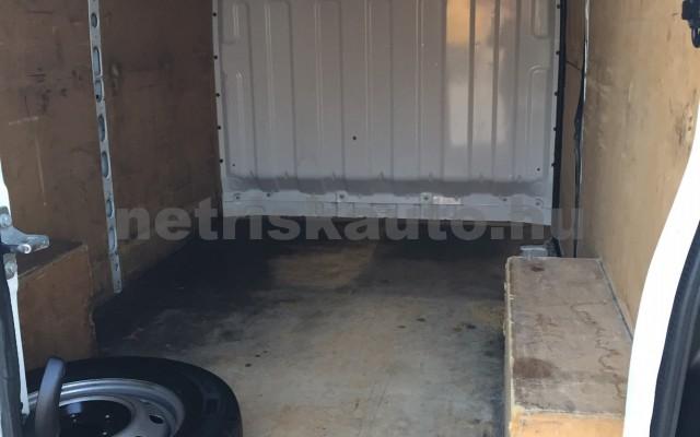 RENAULT Master 2.5 dCi L2H1 tehergépkocsi 3,5t össztömegig - 2463cm3 Diesel 27402 11/12