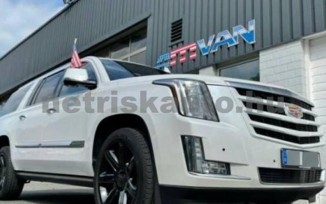 CADILLAC Escalade személygépkocsi - 6162cm3 Benzin 105428 12/12