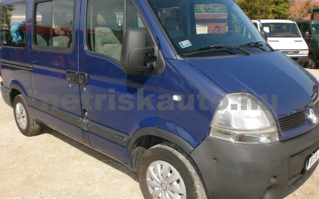 RENAULT MASTER 2.5 dCi L1H1 Minibusz 9FŐS,KLÍMÁS,TETŐKLÍMÁS,MAGYAR személygépkocsi - 2463cm3 Diesel 44685 2/12
