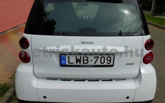 SMART Fortwo 1.0 Micro Hybrid Drive Passion Soft személygépkocsi - 999cm3 Benzin 104530 4/12