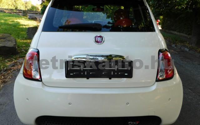 FIAT 500e 500e Aut. személygépkocsi - cm3 Kizárólag elektromos 49977 5/12