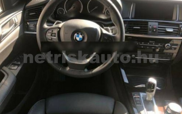 BMW X4 személygépkocsi - 1995cm3 Diesel 110117 7/12