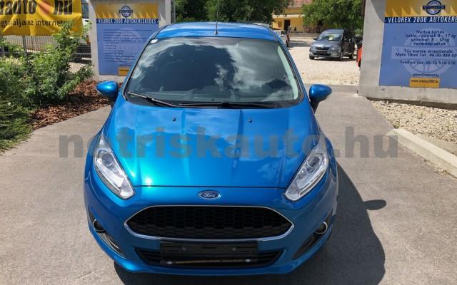 FORD Fiesta 1.25 Titanium Technology EURO6 személygépkocsi - 1242cm3 Benzin 44883 4/12
