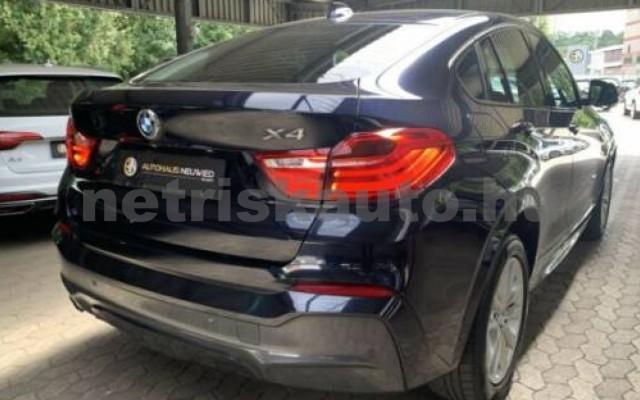 BMW X4 személygépkocsi - 1995cm3 Diesel 55765 5/7