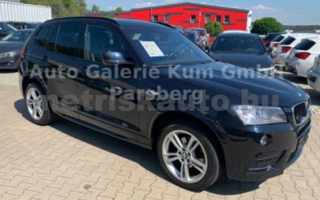 BMW X3 személygépkocsi - 1995cm3 Diesel 55749 5/7