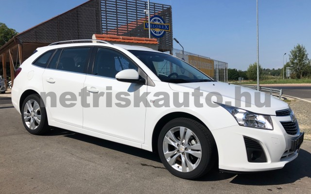 CHEVROLET Cruze 1.4t LTZ Plus személygépkocsi - 1362cm3 Benzin 106506 6/12