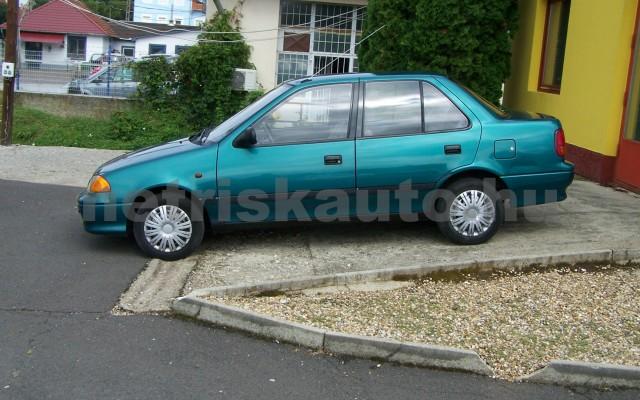 SUZUKI Swift 1.3 GC Sedan személygépkocsi - 1298cm3 Benzin 50001 2/10