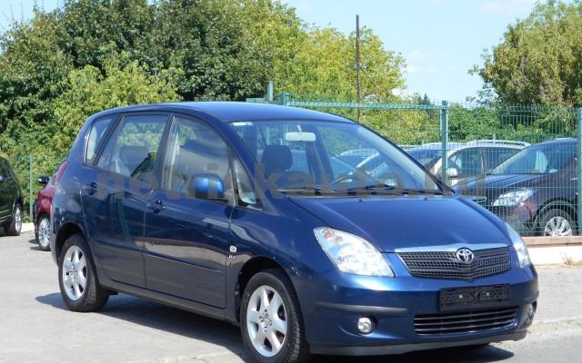 TOYOTA Corolla Verso/Verso 1.8 Linea Sol személygépkocsi - 1794cm3 Benzin 18334 4/8